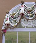 Kingston Arched Valance 52 - 62 in. Valance